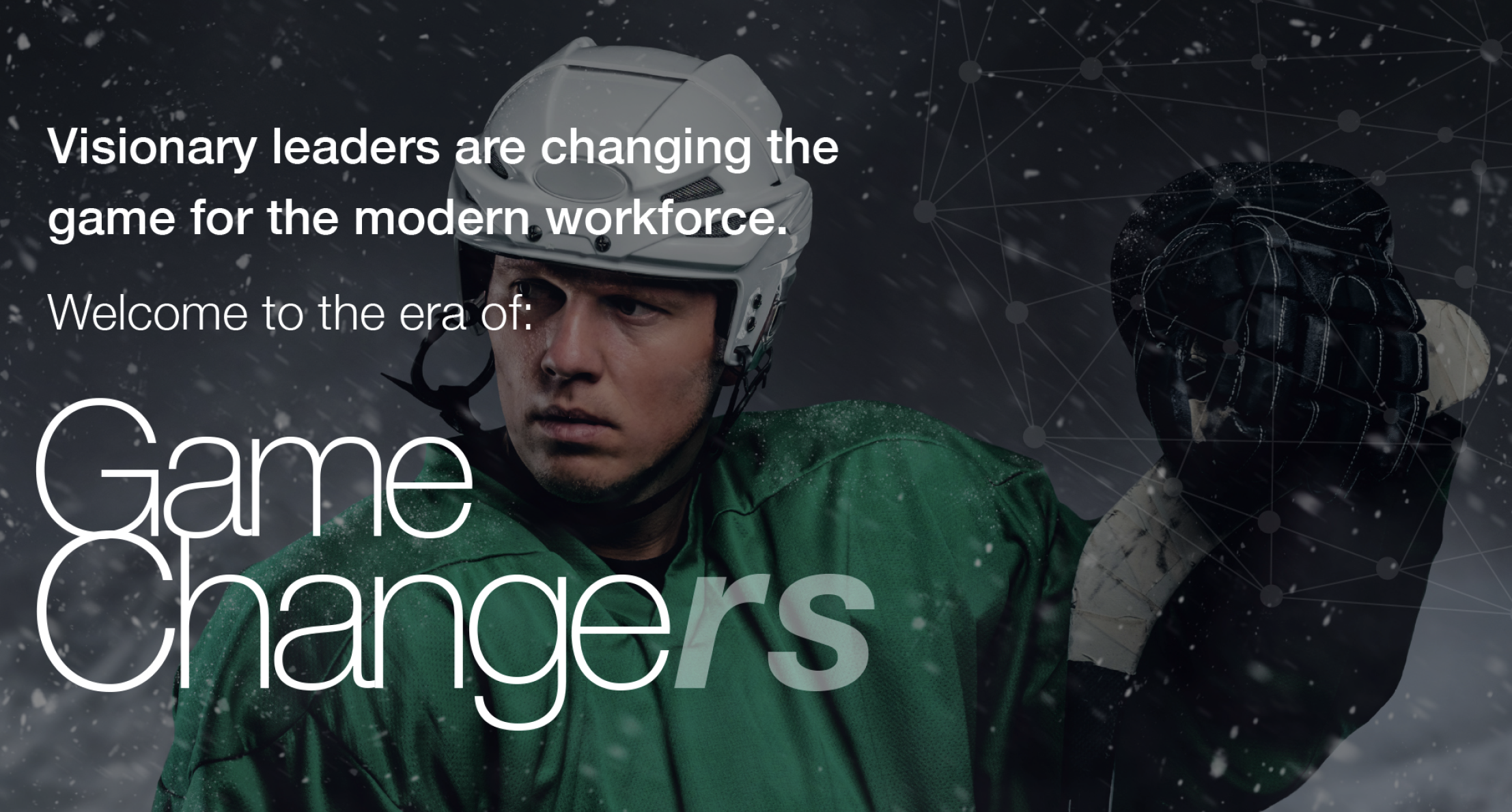 Game Changers infographic