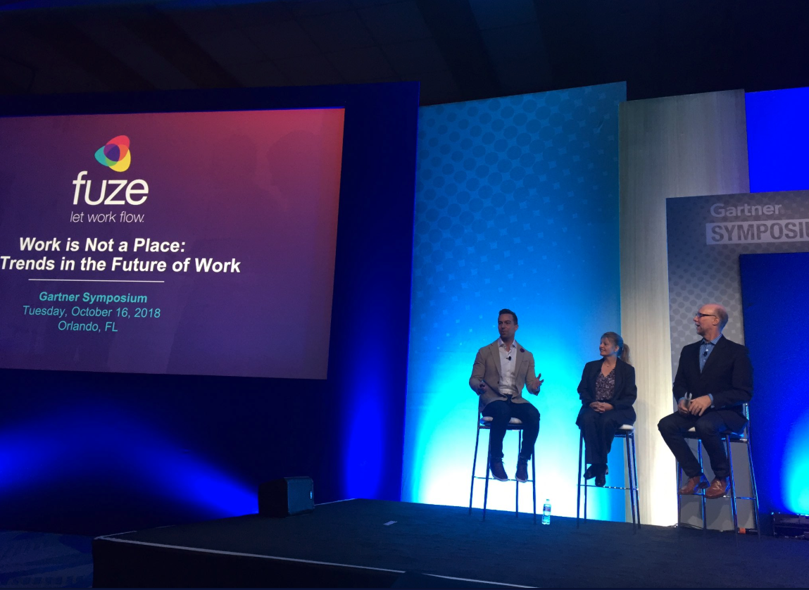 Fuze at Gartner Symposium
