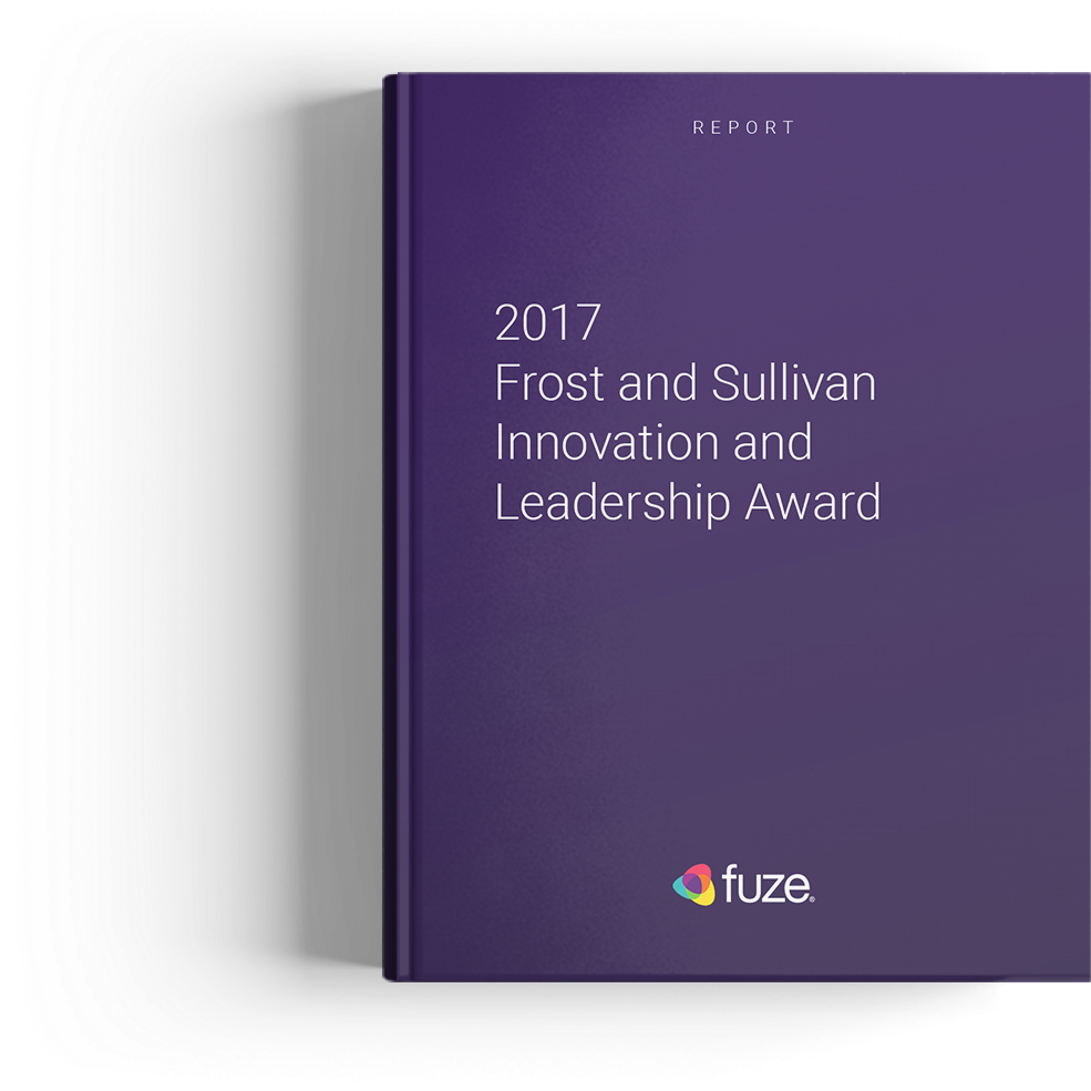 2017 Frost and Sullivan Innovation and Leadership Award