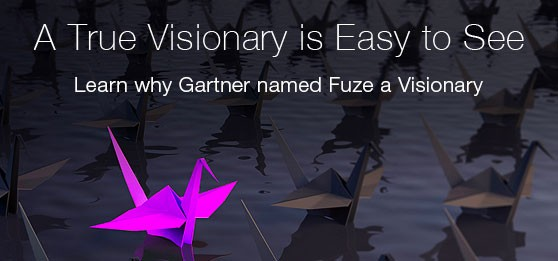 Fuze recognized as a Visionary in the 2018 Gartner Magic Quadrant | Fuze
