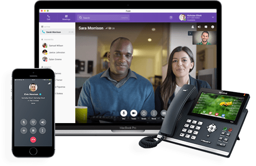 Fuze powers the highest-quality calling experience