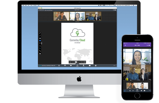 Fuze offers enterprise-grade HD audio and video conferencing for meetings