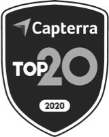 Award Capterra Top 20 2020