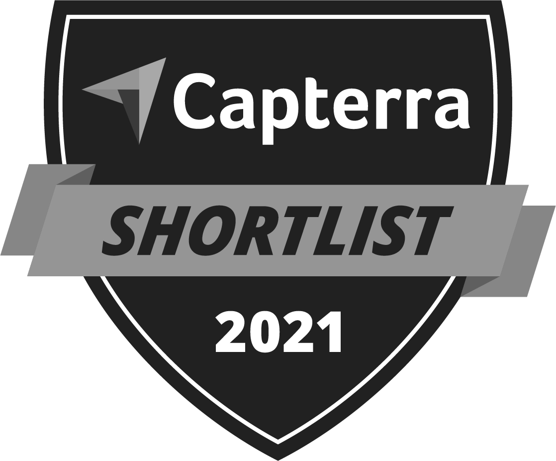 Award Capterra Top 20 2021