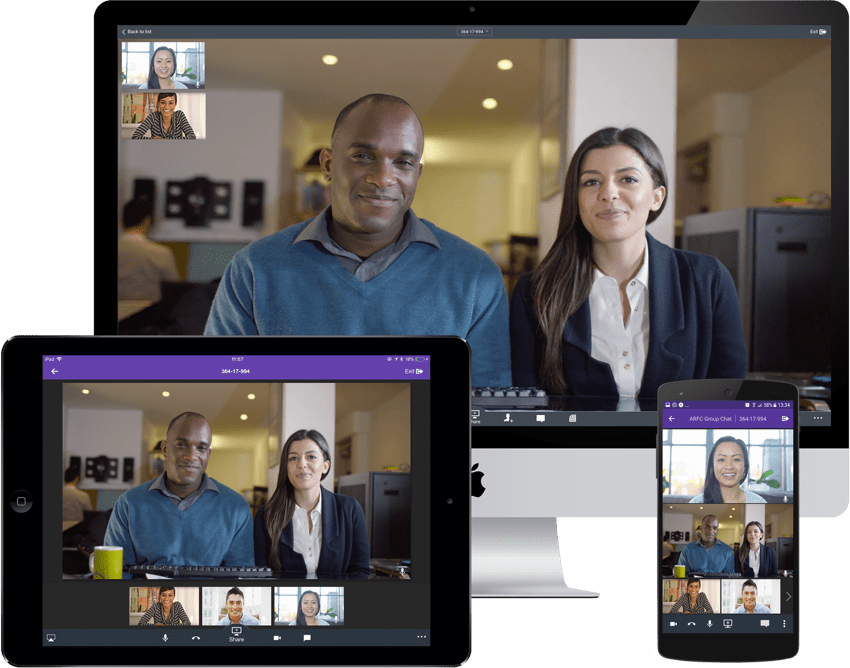 HD Audio + Video Conferencing
