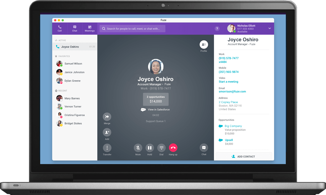 Bi-directional Data Connections